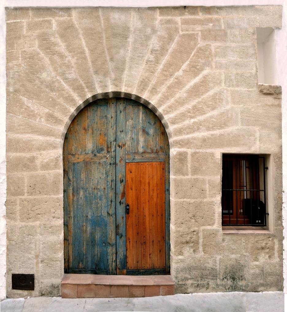 Arquitectura medieval y moderna portal tur stico de for Arquitectura medieval